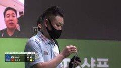 서현민 vs 마민캄 4세트 [TS샴푸 PBA 챔피언십 16강]  KBS N Sport 201005 방송