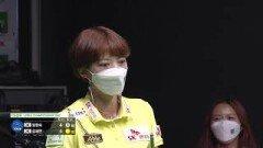 김세연 VS 임정숙 5세트 [TS샴푸 LPBA 챔피언십 결승]  KBS N Sport 201005 방송