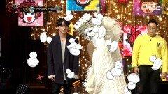 눈오리의 섹시 댄스! (ft. 빅톤 허찬 & 안일권 & 더원), MBC 210221 방송
