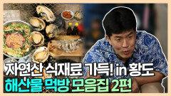 《스페셜》 황도 해산물 파티! 자연산 해산물 먹방 모음집 2편, MBC 210809 방송