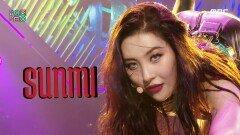선미 - 꼬리 (SUNMI - TAIL), MBC 210306 방송