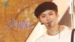 스트레이 키즈 - 도미노 (Stray Kids - DOMINO), MBC 210925 방송