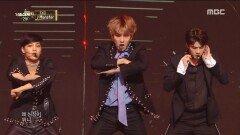 [가요대제전] EXO - Louder + Monster, 대미를 장식하는 강렬한 특급 무대!