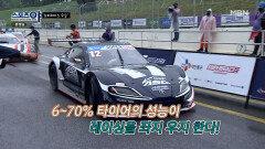 타이어의 성능이 OO%만큼이나 레이싱을 좌지 우지 한다?! MBN 210603 방송