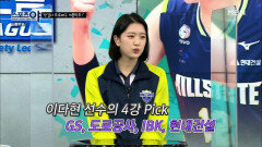 올 시즌 배구 다크호스들이 예측하는 4강 진출팀은?! MBN 211014 방송