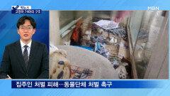 [픽뉴스] 고양이 74마리 구조·일본도 휘두른 남편·이연걸 퇴출 위기