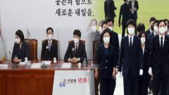 닻 올린 이준석호…윤석열과는 ′밀당′