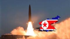 ′韓 SLBM 시험 발사′ 직전 北, 탄도탄 발사