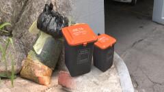 음식물 쓰레기 봉투, 폐비닐 재활용 용기에