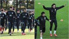 ′7전 8기′ 한국축구, 세계 5위 우루과이에 도전장