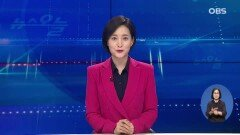 [OBS 인섬 뉴스] 백령도 소식…9월 해양생물 ′점박이물범′