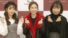 """박소영-김희원-오나미 """"허민 결혼식 왔어요~"""" (허민·정인욱 결혼식)"""