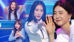 역주행 신화 '브레이브걸스'의 청량 상큼♡ '롤린'