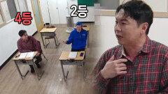 '꼴찌가 나타났다' 임원희, 최악의 점수 대공개