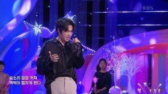 내 나라 내 겨레♬ (김민기 작사/송창식 작곡) - 테너 백인태 | KBS 210107 방송