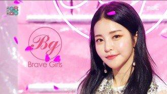 브레이브걸스 - 치맛바람 (BraveGirls - Chi Mat Ba Ram), MBC 210619 방송