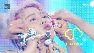 하성운 - 스니커즈 (HA SUNG WOON - Sneakers), MBC 210619 방송