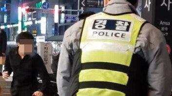 암사역 '칼부림 사건' 영상 확산…경찰 '소극적 대응' 지적도