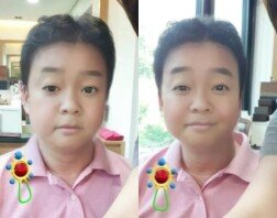 성인→아기, 아기→성인 얼굴로…스냅챗 필터 '인기'