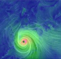제13호 태풍 링링, 빠르게 북상…제주도 '기록적 강풍 예고'