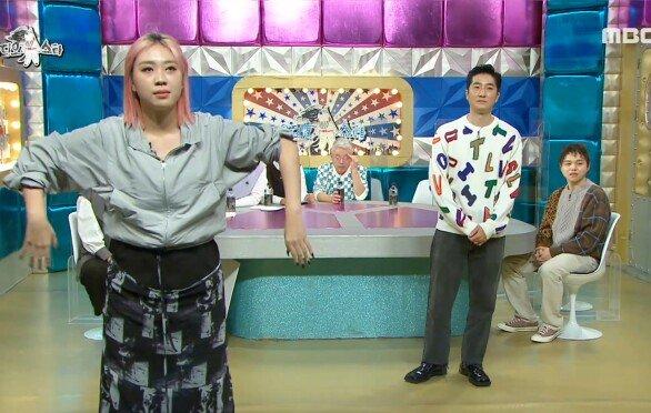 환상의 호흡을 자랑하는 투컷&이영지의 댄스 컬래버 무대!