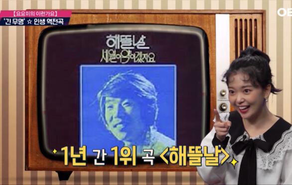 송대관의 인생 역전곡 ′해뜰날′ 하루 수익이 무려?!
