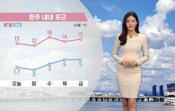 [03/08] 출근길 짙은 안개…서울 낮 기온 13도 (정다혜 기상캐스터)