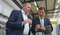 """韩-德合作""""共同开发激光玻璃焊接及水下加工技术"""""""