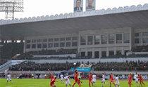 韩国队将于15日做客平壤与朝鲜队展开卡塔尔世界杯亚洲区第2轮预选赛比赛