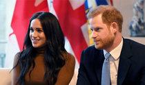 """英国哈里王子夫妇决定今后不再使用""""皇家""""名称"""