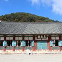 """朝鲜后期寺庙楼阁""""高敞禅云寺万岁楼""""被指定为宝物"""