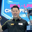 先失3局连扳4局,姜东宫戏剧性大逆转夺冠