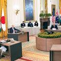 """""""四方机制""""发表联合声明:""""朝鲜应停止挑衅、参加对话"""""""