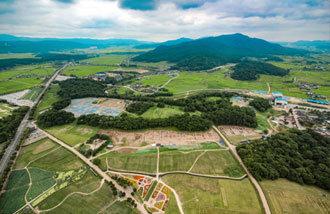 庆州月城垓子将复原成统一新罗当时的样子