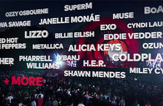 """21世纪版""""Live Aid""""慈善演出将于明年9月在首尔举行"""