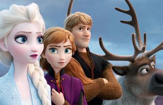 《冰雪奇缘2》也突破千万观影人次