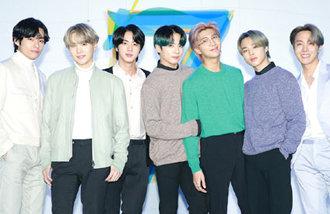 防弹少年团在韩国歌谣界专辑累计销量首次突破2000万张