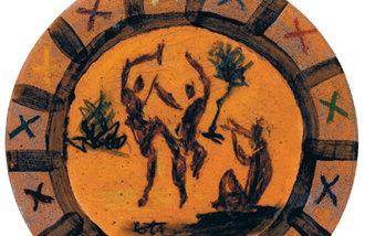 听说毕加索曾制作过陶瓷?
