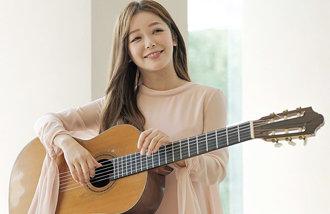 """吉他演奏家朴葵姬说:""""因新冠疫情推迟了半年...希望举办像庆典一样的演唱会"""""""