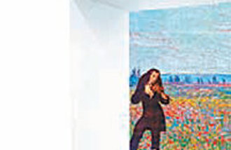 美术和音乐的历史涵盖在一本书中