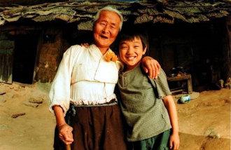 外婆留下的爱…《爱•回家》奶奶去往天国