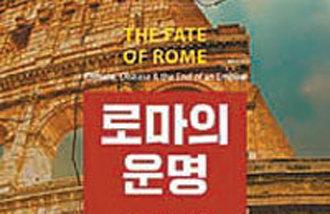 气候变化和病毒是如何摧毁罗马的?