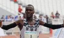 韓國歸化馬拉松選手吳走韓打開通往2020東京奧運會之門