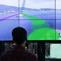 在250公裏外的研究室從容操縱船舶...三星重工業成功進行遠程自主航運測試