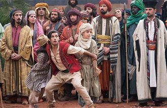 """好萊塢影片《阿拉丁》成為今年國內第三部達到""""千萬觀影人次""""的電影"""
