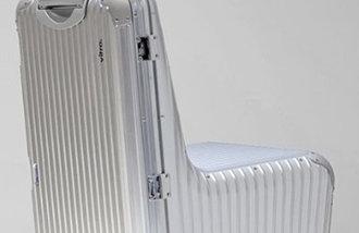 """行李箱椅子、金箔衛生紙,""""居家""""主題下新奇設計如潮水般湧現"""