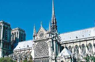 巴黎聖母院尖塔將按原樣進行復原