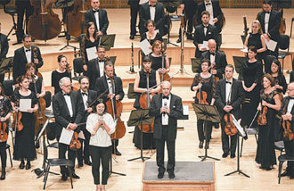 Budapest Festival Orchestra holds tour concerts in Korea