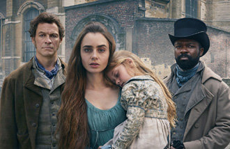 BBC drama Les Miserables airs in Korea for the first time