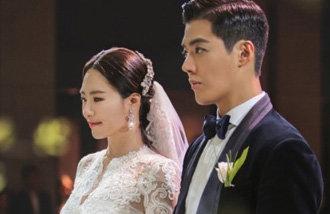 Lee Sang-wha, Kang Nam tie the knot